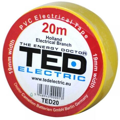 TED Electric Banda izolatoare,